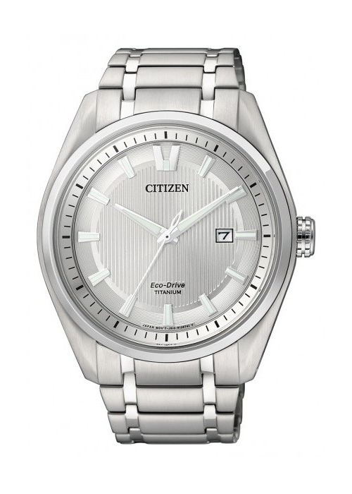 CITIZEN Eco-Drive Super Titanium Collection AW1241-54A