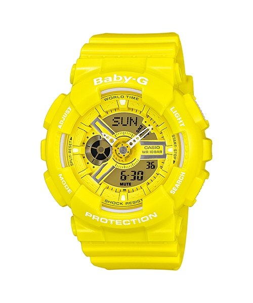 CASIO Baby-G Analog Digital series BA-110BC-9A