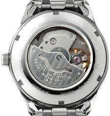 ORIENT Golden Eye Open Heart Automatic Sapphire Collection FDB05001T