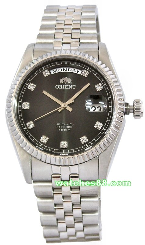 ORIENT Oyster Automatic Sapphire Collection SEV0J003B