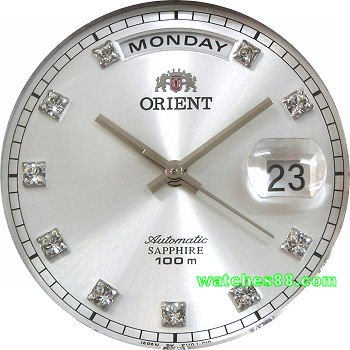 ORIENT Oyster Automatic Sapphire Collection SEV0J003W