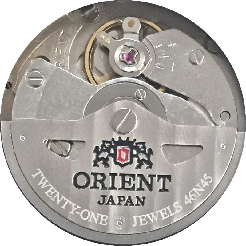 ORIENT VINTAGE Automatic Power Reserve Sapphire Collection FD0F001B
