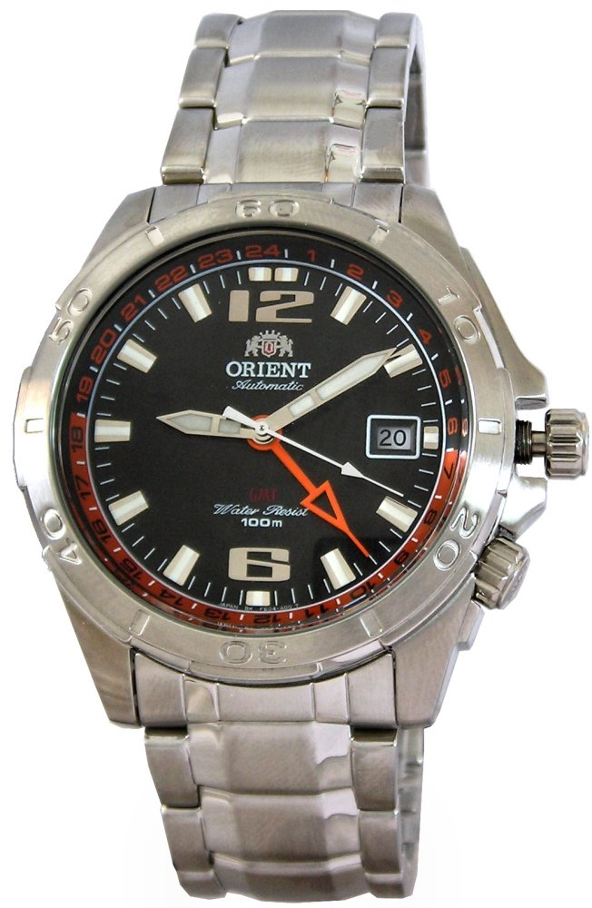 ORIENT 200M Diving Sports GMT Automatic CFE04001B