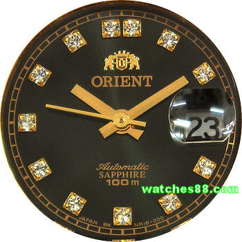 ORIENT Oyster Ladies Automatic Sapphire Collection FNR16002B