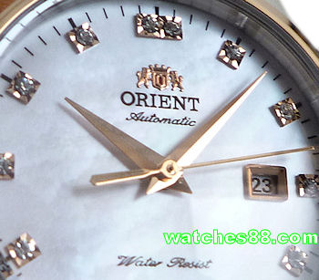 ORIENT Charlene Automatic Classic Ladies Collection CNR1Q001W (WV0631NR)