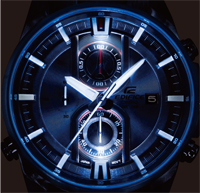 CASIO Edifice LED Chronograph 100M EFR-534D-7A