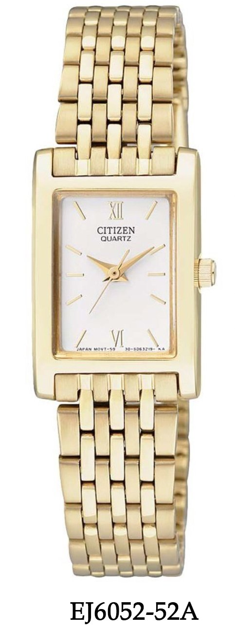 CITIZEN Quartz Ladies EJ6052-52A
