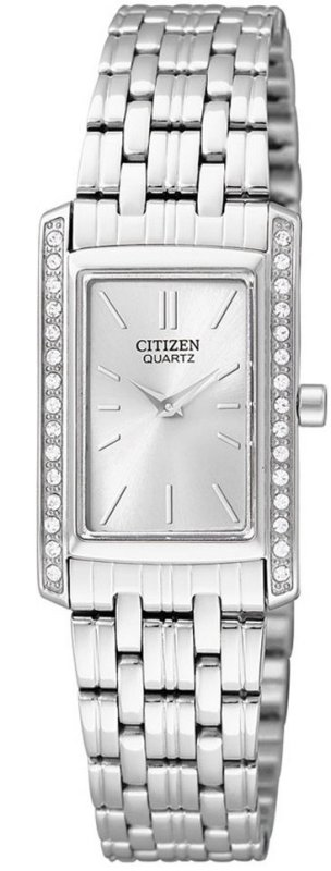 CITIZEN Quartz Ladies Crystal Collection EK1122-50E