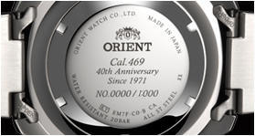 ORIENT Limited Edition Sporty Automatic SEM7F001B