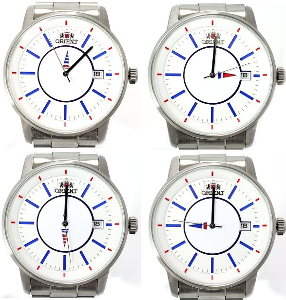 ORIENT Automatic Stylish & Smart Collection FER0200FD (WV0771ER)