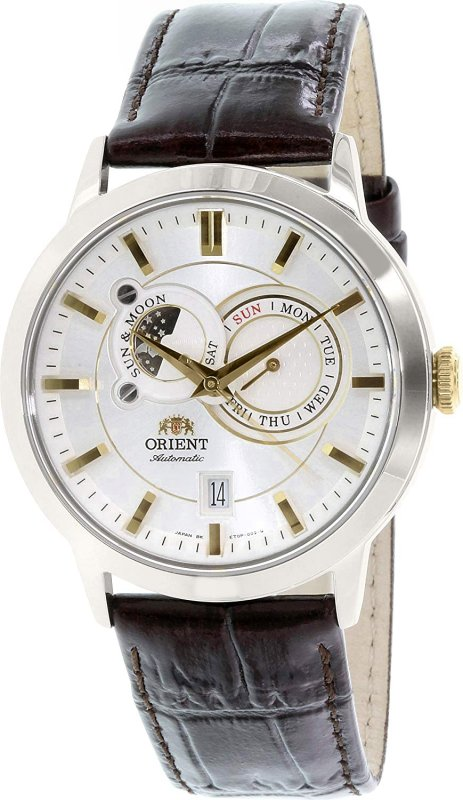 ORIENT Sun & Moon Classic Automatic Sapphire Collection ET0P004W