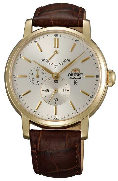 ORIENT Classic Automatic Power Reserve Sapphire Collection EZ09002S
