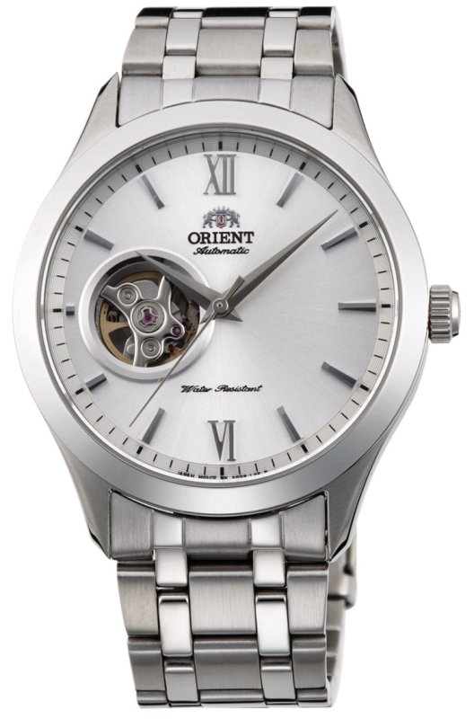ORIENT Golden Eye Open Heart Automatic FAG03001W