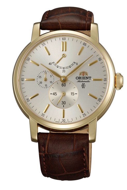 ORIENT Classic Automatic Power Reserve Sapphire Collection FEZ09003S