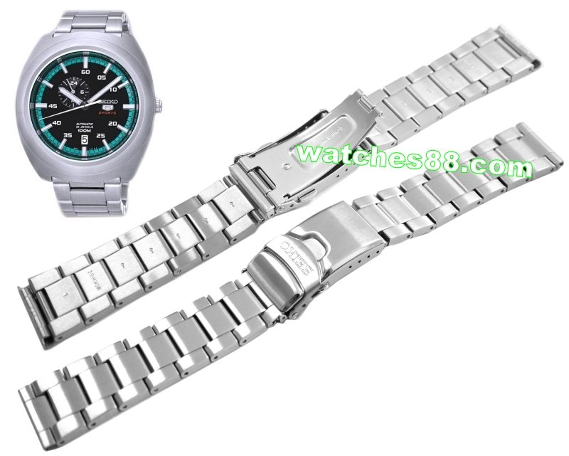 SEIKO 22mm solid stainless steel bracelet for SSA281 CODE: M0KWF13J0
