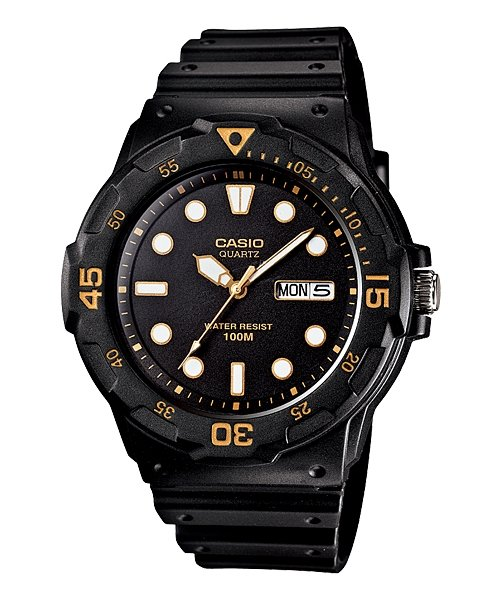 CASIO Diver Look MRW-200H-1E