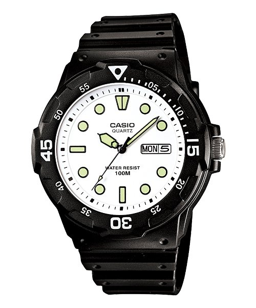 CASIO Diver Look MRW-200H-7E