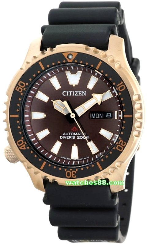 CITIZEN PROMASTER Fugu Limited Edition 999pcs Diver's 200m Automatic NY0083-14X