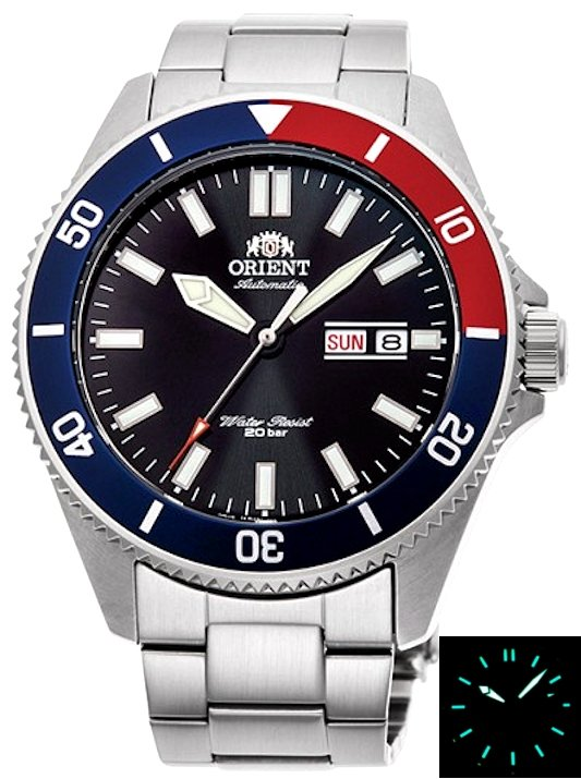 ORIENT Diving Sport 200m Automatic RA-AA0912B