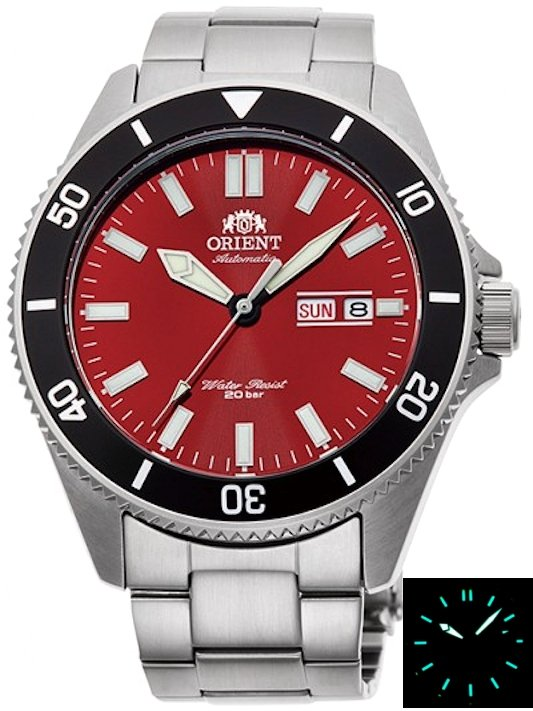 ORIENT Diving Sport 200m Automatic RA-AA0915R