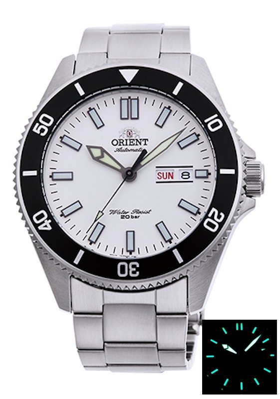 ORIENT Big Wave Limited Edition 1010pcs 200m Automatic RA-AA0918S