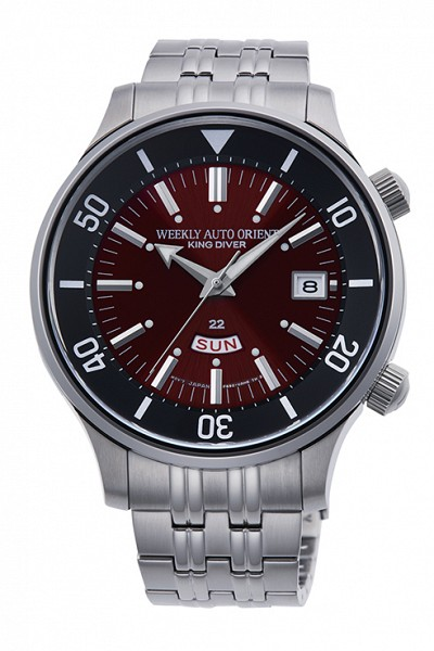 ORIENT King Diver Revival 70th Anniversary Limited Automatic RA-AA0D02R