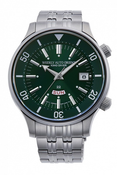 ORIENT King Diver Revival 70th Anniversary Edition Automatic RA-AA0D03E