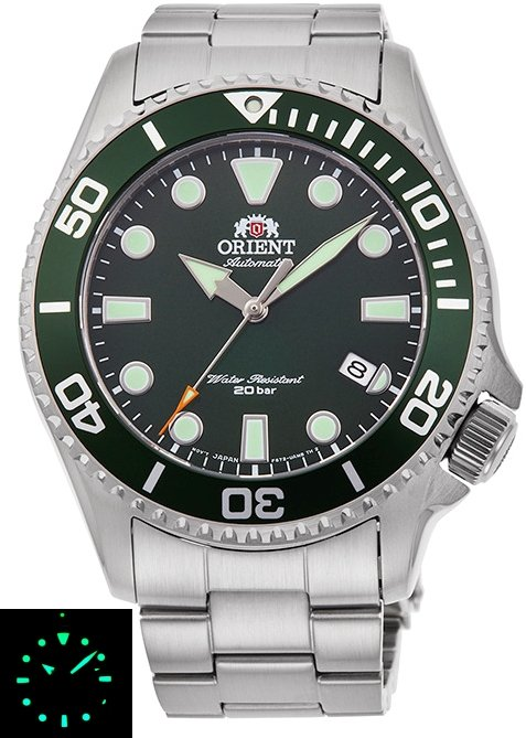 ORIENT Sports Diver Style 200m Automatic RA-AC0K02E