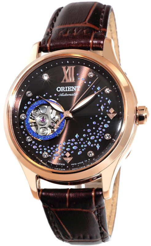 ORIENT Blue Moon Open Heart Ladies Automatic RA-AG0017Y