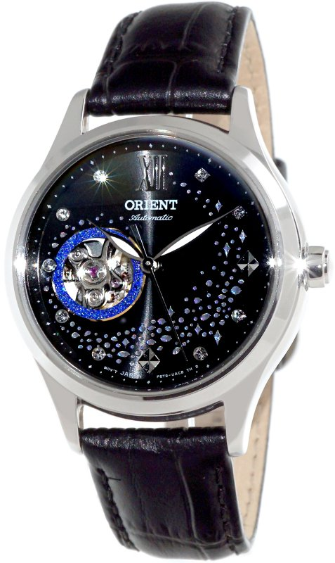 ORIENT Blue Moon Open Heart Ladies Automatic RA-AG0019B