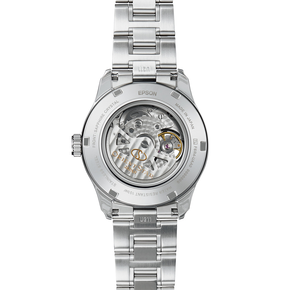 ORIENT STAR Contemporary Open Heart RE-AT0001L