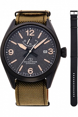ORIENT STAR Forest 100M Mechanical Power Reserve RE-AU0206B