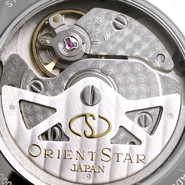ORIENT STAR Heritage Gothic RE-AW0003S (RK-AW0003S)