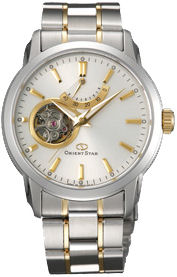 ORIENT STAR Classic Power Reserve Open Heart Automatic Collection SDA02001W