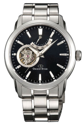 ORIENT STAR Classic Power Reserve Open Heart Automatic Collection SDA02002B