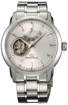 ORIENT STAR Classic Power Reserve Open Heart Automatic Collection SDA02002W