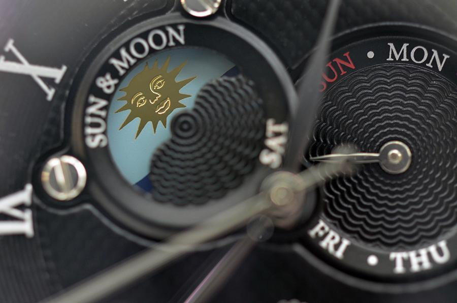ORIENT Sun & Moon Classic Automatic Sapphire Collection SET0T002B