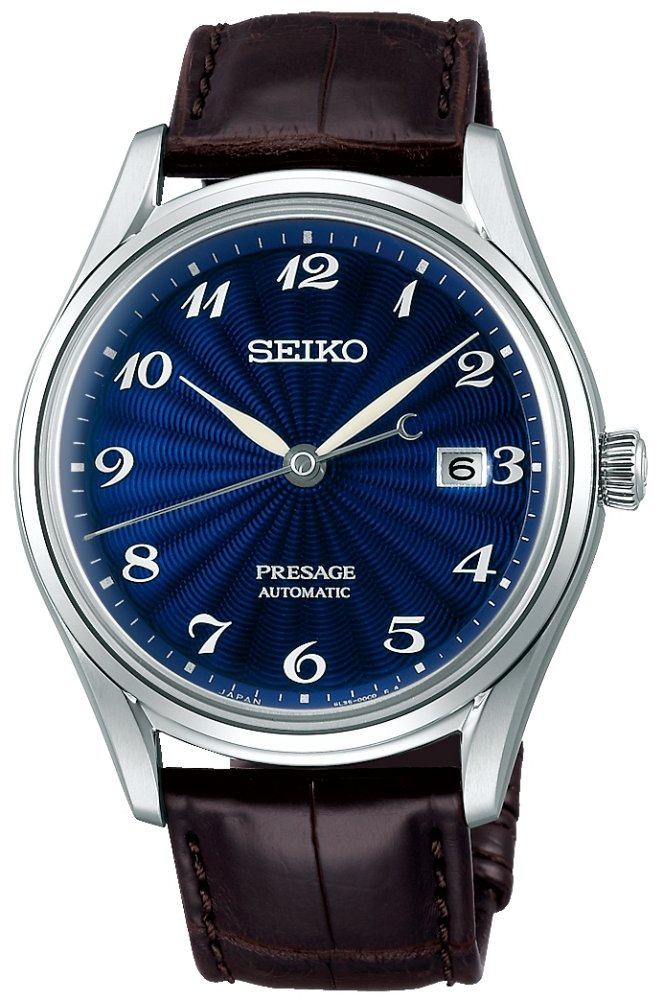 SEIKO PRESAGE Shippo Enamel Collection SJE079J1