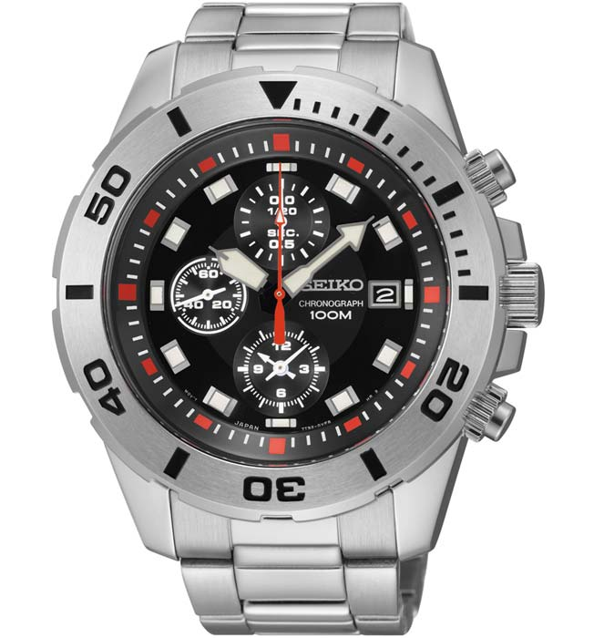 SEIKO Sports 100M Chronograph SNDD95P1
