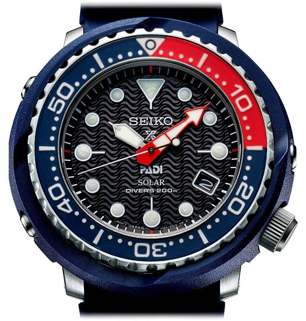 15126c412 watches88. SEIKO PROSPEX PADI Special Edition Solar Tuna Diver's 200 ...