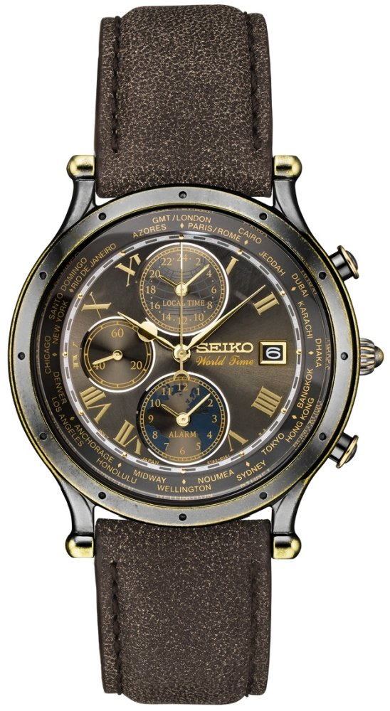 SEIKO GMT World Time 30th Anniversary Limited Edition SPL062P1