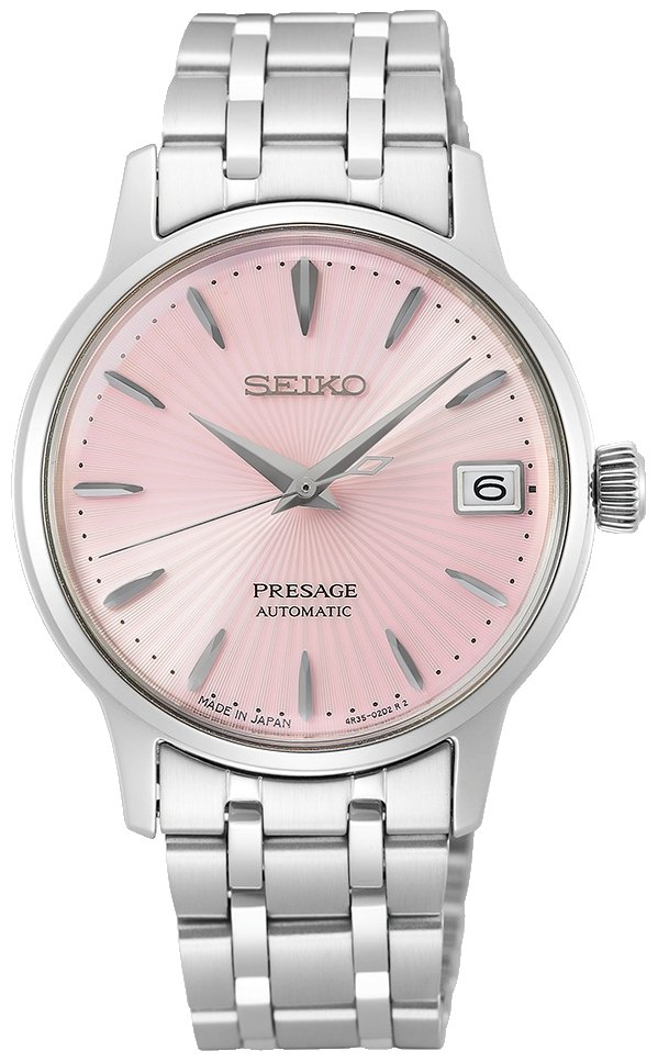 SEIKO PRESAGE Ladies Cocktail - Pink Lady  SRP839J1