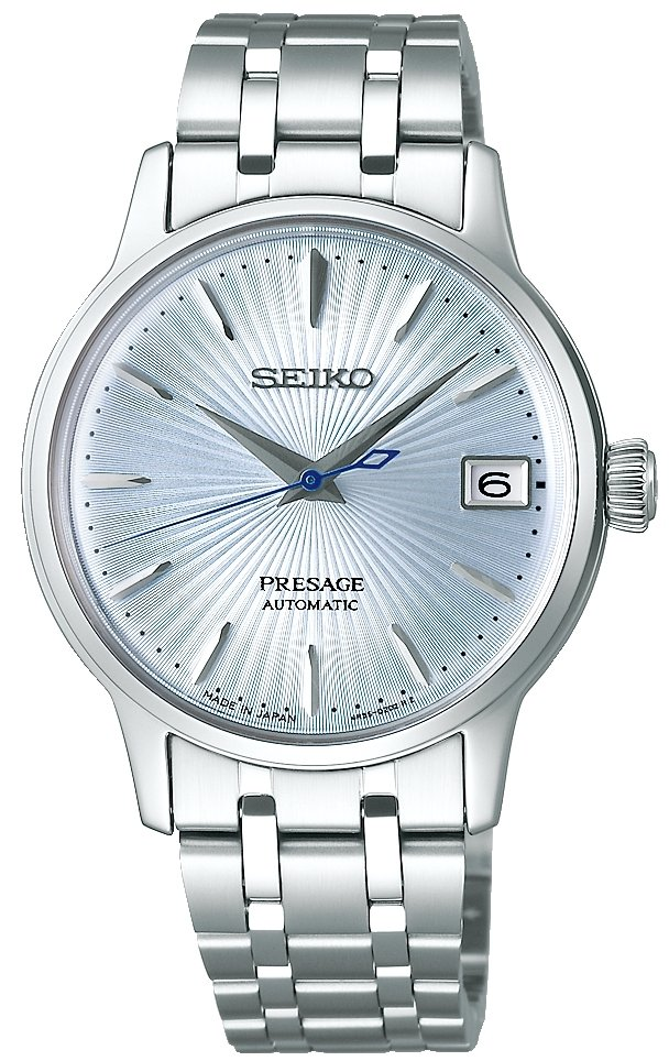 SEIKO PRESAGE Ladies Cocktail -Sky Diving SRP841J1 (SARR041)