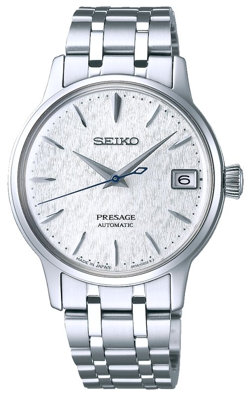 SEIKO PRESAGE Ladies Cocktail - Fuyugeshiki Limited Edition SRP843J1 (SARR033)