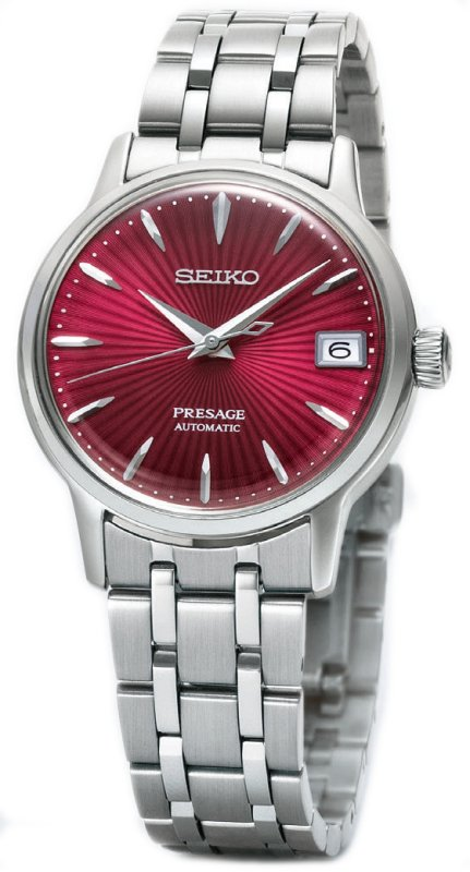 b129d3f3c watches88. SEIKO PRESAGE Ladies Cocktail - Kir Royal SRP853J1 (SARR027)