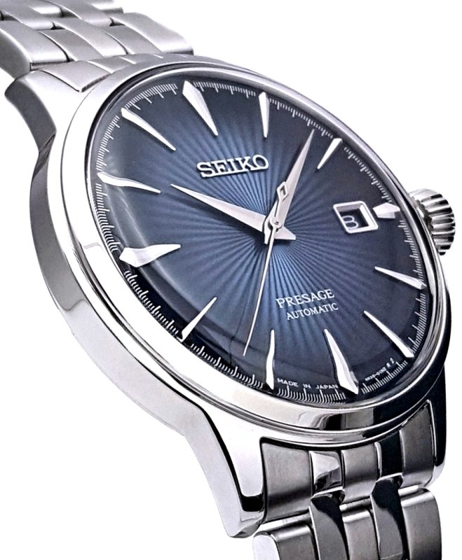 SEIKO PRESAGE Cocktail - Blue Moon SRPB41J1