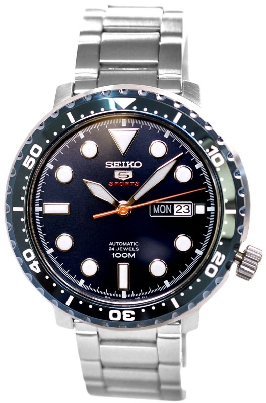 SEIKO 5 Sports Bottle Cap 100M Automatic SRPC63K1