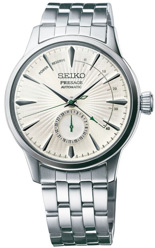SEIKO PRESAGE Cocktail - Martini Power Reserve SSA341J1