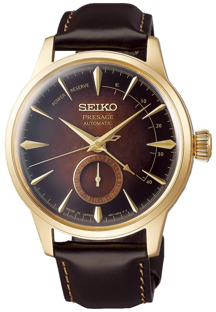 SEIKO PRESAGE Cocktail - Old Fashioned Limited Edition 8000pcs SSA392J1 (SARY136)