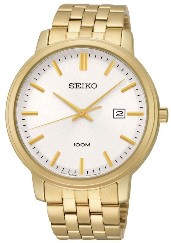 SEIKO Quartz Classic Collection SUR112P1